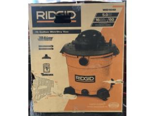 Vacuum Ridgid, La Familia Casa de Empeño y Joyería-Carolina 1 Puerto Rico