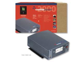 Inverter SAMLEX desde 1500w hasta 3000w, MULTI BATTERIES & FORKLIFT, CORP. Puerto Rico