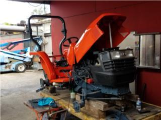 Tractor Kubota 3400, CONSIGNACIONES CMA Puerto Rico