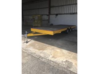 TRAILER (CARRETON), DG Equipment Puerto Rico