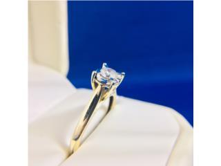 Anillo de Compromiso Diamantes en Oro 10kt, Cashex Puerto Rico
