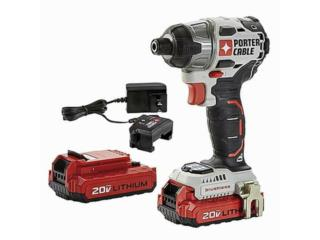 IMPACT DRIVER COMPACT 1/4, RB TOOLS & EQUIPMENT Puerto Rico