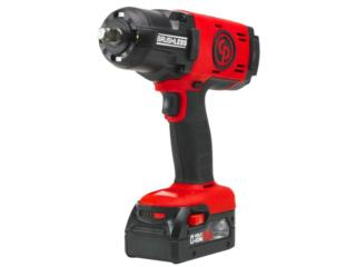 Chicago Pneumatic Impact Wrench Cordless 1/2, Vulcan Tools Caibbean Inc. Puerto Rico