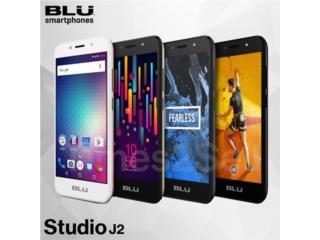 BLU STUDIO J2 NUEVO ORIGINAL DESBLOQUEADO, MI CELULAR PR  Puerto Rico