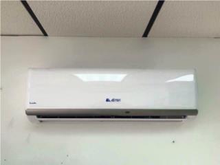 Airmax 12,000 Inverter  desde $470.00 , Speedy Air Conditioning Servic Puerto Rico