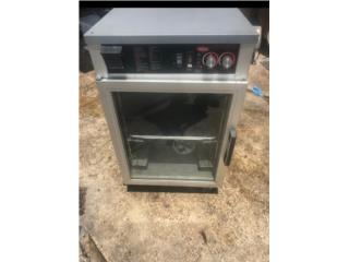 Vitrina max calentador, electrica''Usada, Atlantic Supplies Puerto Rico