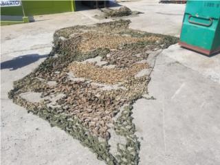 Camuflage Net, CONSIGNACIONES CMA Puerto Rico