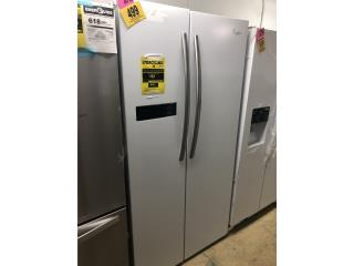 Nevera side by side blanca, HOME APPLIANCES Puerto Rico