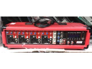NOVIC NEON HEAD AMP NVK4300BT, La Familia Casa de Empeño y Joyería-San Juan 2 Puerto Rico