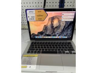 MacBook Pro i5 2015, La Familia Casa de Empeño y Joyería-Ave Piñeiro Puerto Rico
