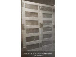 PUERTA ALP-141 DOBLE 77