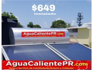GARANTIA 10 AñOS USA.TANQUE SOLO #1PR, Professional  787-528-9039 Puerto Rico