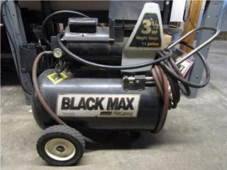 Compressor Blac Max Sanborn 3 1/2 HP 11 GAL, Cashex Puerto Rico