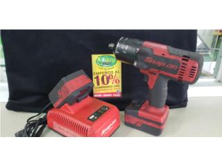 Impact Wrench Snap-On $500 OMO, Krazy Pawn Corp Puerto Rico