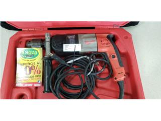 Hammer drill Milwaukee $125 OMO, Krazy Pawn Corp Puerto Rico