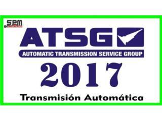 ATSG 2017 (( REPARA CUALQUIER TRANSMISION )), MK COMPUTER Puerto Rico