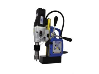 Magnetic Drill Press:Up to 2-1/8