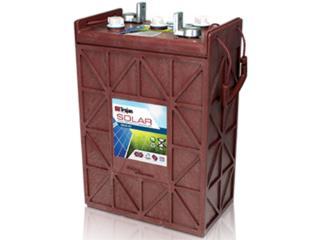 Bateria Trojan 6V SSIG 475amp , Mundo Solar Puerto Rico