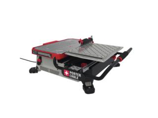 PORTER CABLE 7-Inch Table Top Wet Tile Saw, TOOL & EQUIPMENT CENTER Puerto Rico
