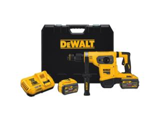 DEWALT 60V MAX ROTARY CHIPPING HAMMER 1-9/16 , TOOL & EQUIPMENT CENTER Puerto Rico