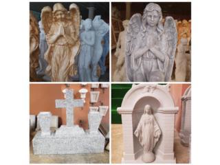 Articulos para cementerios, Ornamentación Quintana Puerto Rico