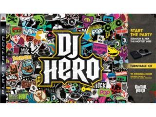 PLAYSTATION 3 DJ HERO, CashEx Puerto Rico