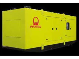 PRAMAC Diesel, HR&PG, LLC Puerto Rico