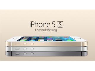 *IPHONE 5S* 32 GB DESBLOQUEADO , MEGA CELLULARS INC. Puerto Rico