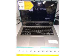 Apple MacBook pro, La Familia Casa de Empeño y Joyería-San Juan 2 Puerto Rico