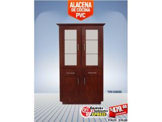 Alacena PVC tipo Chinero, Mattress Discount Center Puerto Rico