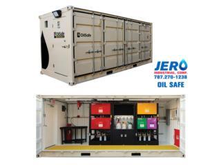 Sistema de Almacenamiento y Manejo de Fluidos, JERO Industrial Puerto Rico