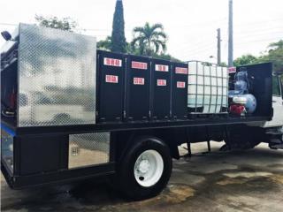 Isabela Puerto Rico Rotulacion, Diseño de Camiónes Despacho de Fluidos