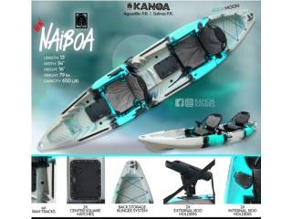 SEPARA EL NUEVO NAIBOA de KANOA kayaks, KANOA kayaks Puerto Rico