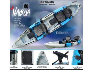 Separa el nuevo NAIBOA de KANOA kayaks!, KANOA kayaks Puerto Rico