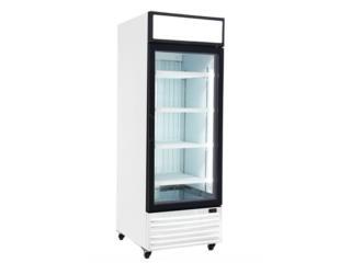 Freezer Comercial de 1 Puerta - MAXCOOL, Morland of P.R., Inc. Puerto Rico