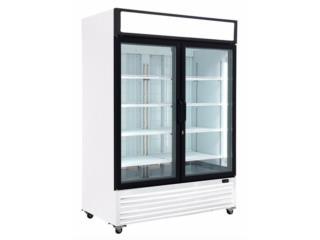 Freezer Comercial de 2 Puertas - MAXCOOL, Morland of P.R., Inc. Puerto Rico