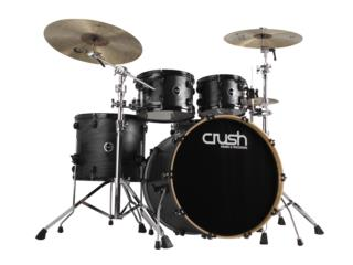 Crush Drums Chameleon Ash 5 Piece Shell Pack, STEVAN MICHEO MUSIC Puerto Rico