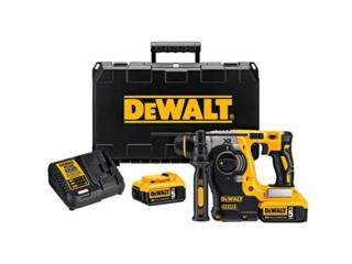 ROTARY HAMMER SDS PLUS 20V MAX DEWALT, RB TOOLS & EQUIPMENT Puerto Rico