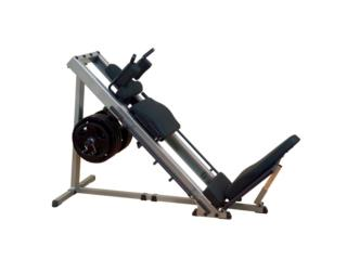 BODY-SOLID LEG PRESS & HACK SQUAT GLPH1100, Healthy Body Corp. Puerto Rico