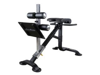 Powertec Dual Hyperextension / Crunch-16, Healthy Body Corp. Puerto Rico