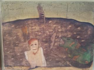 Andrés Rodríguez Santos  , Venta Privada de Arte Puerto Rico
