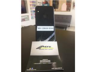 IPHONE XR 128GB DESBLOQUEADO (RSIM), Phone Evolution Puerto Rico