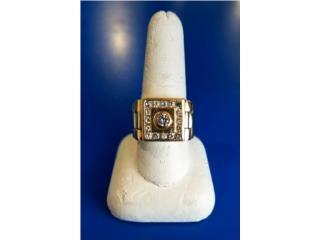 Gent's Diamond Fashion Ring: 12.5D 14K, La Familia Casa de Empeño y Joyería-Mayagüez 1 Puerto Rico
