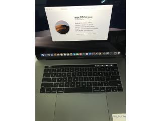 """MacBook Pro 15"""" 2017, La Familia Casa de Empeño y Joyería-Ponce 1 Puerto Rico"""