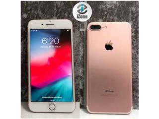 Iphone 7 PLUS Desbloqueado, iZone Technology San Juan Puerto Rico