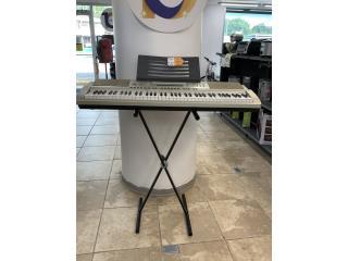 Piano Casio, LA FAMILIA VEGA BAJA 1 Puerto Rico