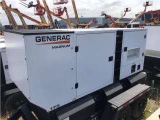 Generadores Generac (Renta o Venta), González Trading Puerto Rico