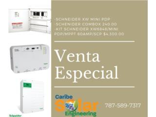 Schneider XW Mini PDP, Caribe Solar Engineering Puerto Rico