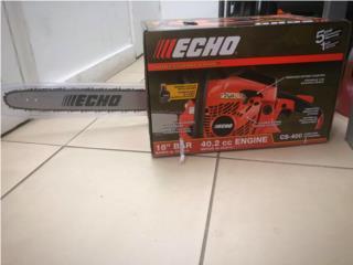 Sierra 18'' ECHO CS-400, La Familia Casa de Empeño y Joyería-Caguas T2 Puerto Rico