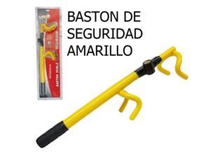 BASTON DE SEGURIDAD PARA EL AUTO, IB STORE ibstorepr.com Abierto Miercoles & Jueves Puerto Rico